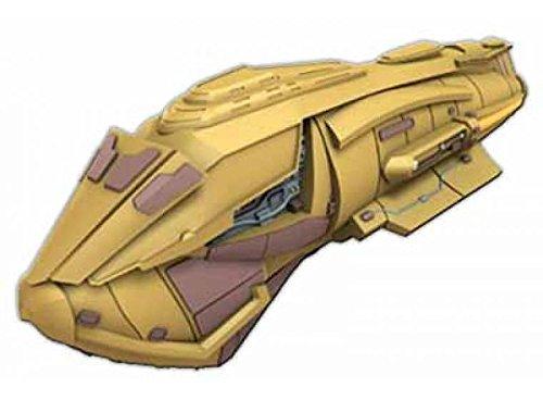 Star Trek - Attack Wing - Ogla Razik Figure - Model - 1