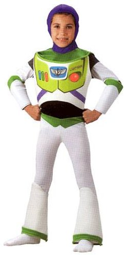 Buzz Lightyear Deluxe Toddler Toy Story Costume