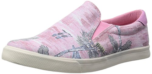 Gola Women's Delta Aloha Fashion Sneaker, Pink, 10 M US