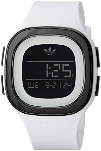 adidas-Womens-Denver-Quartz-Plastic-and-Silicone-Casual-Watch-ColorWhite-Model-ADH3134