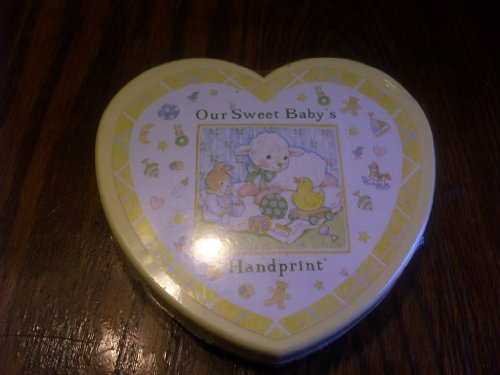 Our Sweet Baby's Handprint Keepsake Kit - 1