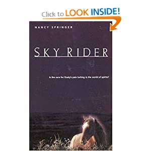 Sky Rider by Nancy Springer
