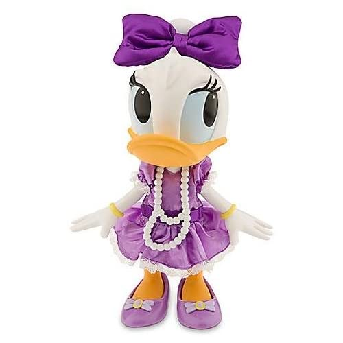 Amazon.com: Daisy Duck Dress Up Toddler Doll from Mickey Mouse