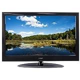 """32"""" Coby LEDTV3226 720p Widescreen LED LCD HDTV - 16:9 6000:1 (Dynamic) 5ms 2 HDMI ATSC/QAM/NTSC Tuners (Black)"""