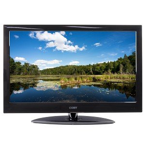 "32"" Coby Ledtv3226 720P Widescreen Led Lcd Hdtv - 16:9 6000:1 (Dynamic) 5Ms 2 Hdmi Atsc/Qam/Ntsc Tuners (Black)"