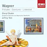 Richard Wagner Preludes; Overtures And Liebestod (Tate)