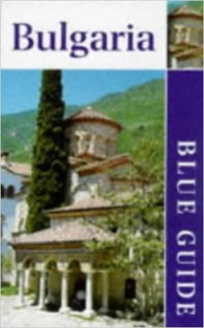 Bulgaria (Blue Guides)