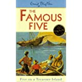 Famous Five: 1: Five On A Treasure Islandby Enid Blyton