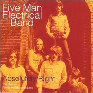 Five Man Electrical Band - 20th Century Masters The Best Of Five Man Electrical Band - Zortam Music