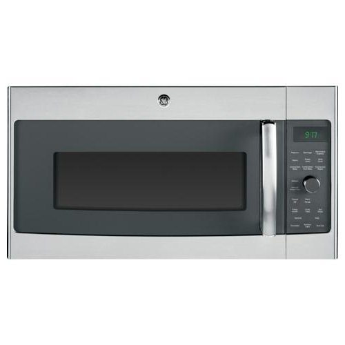 Ge Pvm9179Sfss Profile 1.7 Cu. Ft. Stainless Steel Over-The-Range Microwave - Convection