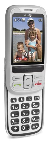 Doro 715 Téléphone portable GSM Blanc