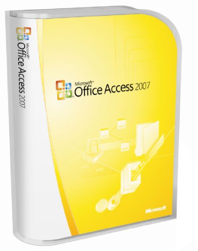 Microsoft Access 2007 (Upgrade) (PC)