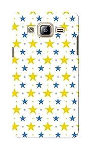 CimaCase Stars Designer 3D Printed Case Cover For Samsung Galaxy On7