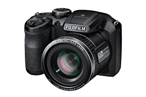 Fujifilm Finepix S4800 with 16MP and 30x Wide Angle Optical Zoom
