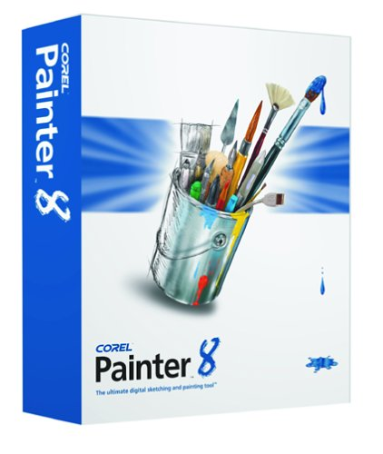 Corel Painter 8 Upgrade