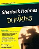 img - for [(Sherlock Holmes For Dummies )] [Author: Steven Doyle] [Mar-2010] book / textbook / text book
