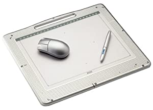 Nisis Easypen USB Graphics Tablet 12x9
