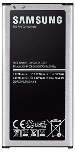 Samsung Galaxy S5 2800 mAh Battery - Compatible with all models of the Samsung Galaxy S5 G900 Cell Phone (Original from Samsung) (Samsung Galaxy S5 Mini For Sprint compare prices)
