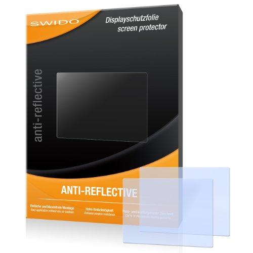 """4 x SWIDO® Pellicola protettiva Leica X2 Edition Paul Smith protezione del display lamina """"AntiReflex"""" antiriflesso"""