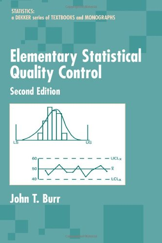 Elementary Statistical Quality Control,  2nd Edition...
