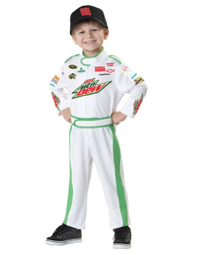 Baby-Toddler-Costume Dale Earnhardt Jr Toddler 4-6 Halloween Costume
