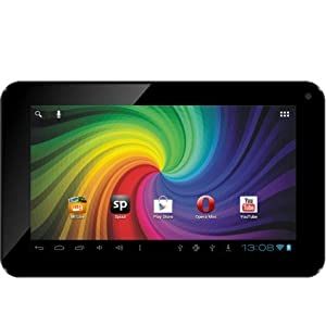 Micromax Funbook P255 Tablet (WiFi, 3G via Dongle), Silver