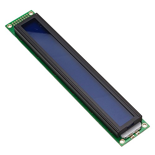 5V 4002A Standard Character Lcd Module Display Screen(White On Blue)