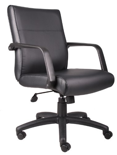 boss-office-products-b686-mid-back-executive-leatherplus-chair-in-black