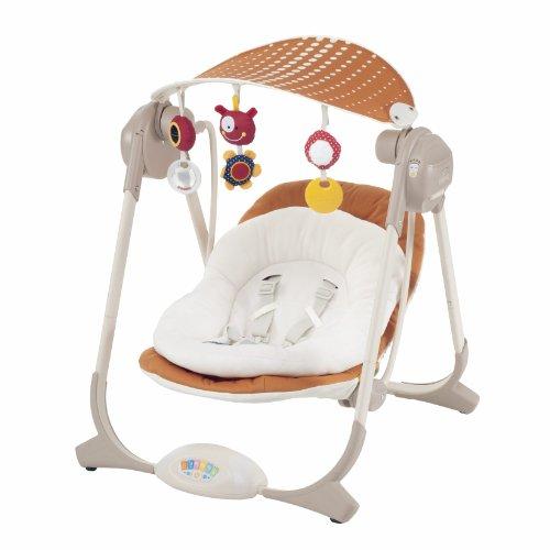 Chicco 4067691420000 - Altalena Polly Swing, Colore: Orange