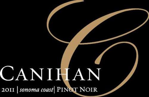 2011 Canihan Wines Pinot Noir 750 Ml