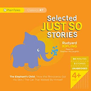 Selected Just So Stories Audiobook
