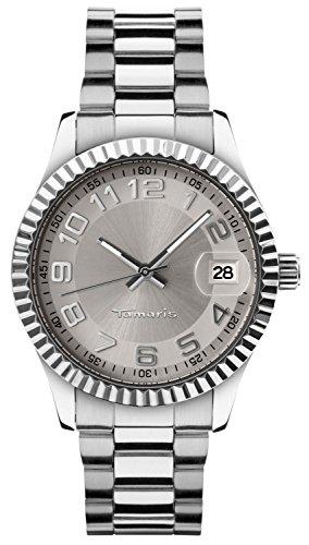 Tamaris - B07000360 - Montre Femme - Quartz - Analogique - Bracelet Acier inoxydable Argent