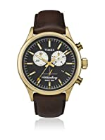 TIMEX Reloj de cuarzo Man The Waterbury Chrono Dorado 42 mm