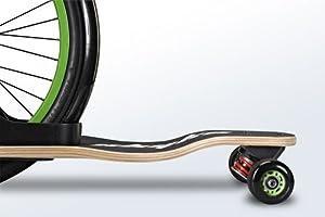 Sbyke S-16 Rear-Steering Scooter