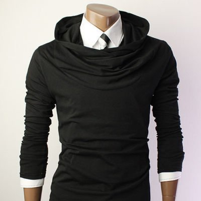 Attractive Fine Mens Hood T Shirt Slim Fit Sweatshirt Hoody hoodie Collection