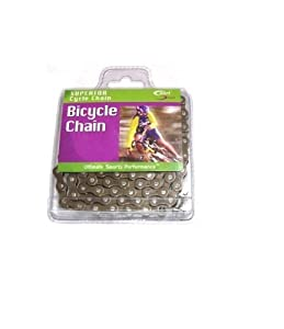 Sport DirectTM 7 Speed Bicycle Chain