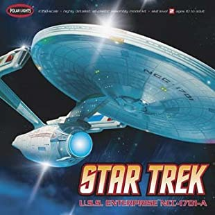 1/350 Star Trek USS Enterprise A
