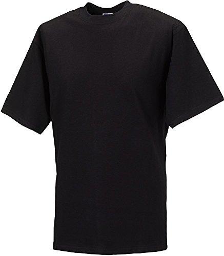 Russell Athletic -  T-shirt - Uomo nero XL