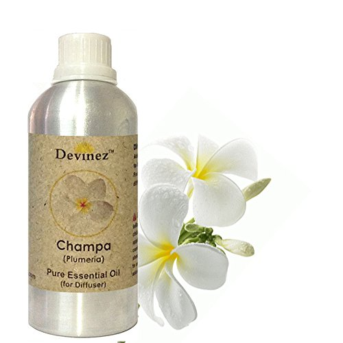 Devinez Champa Essential Oil For Electric Diffusers/ Tealight Diffusers/ Reed Diffusers, 1000ml