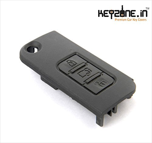 Keyzone Mahindra XUV500 replacement front key shell (1.00)
