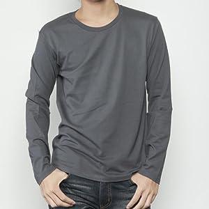 (ダルク)DALUC 長袖 Tシャツ ベーシック ロンT 4.3oz
