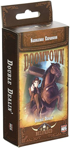 Doomtown Reloaded Saddlebag Expansion: Double Dealin' - 1