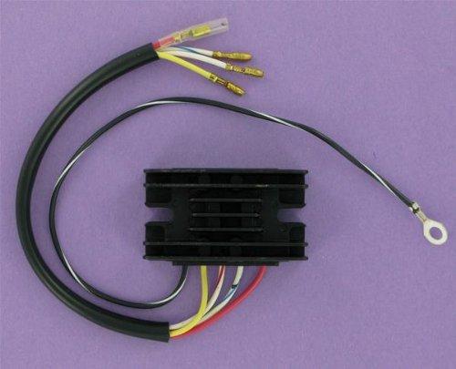 Rick'S M/S Electrics, Inc Rick'S Regulator/Rectifier 10-202