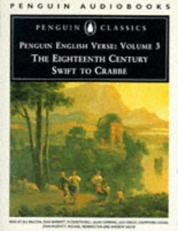 Penguin English Verse: Eighteenth Century v. 3 (Penguin Classics)