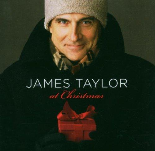 James Taylor at Christmas artwork