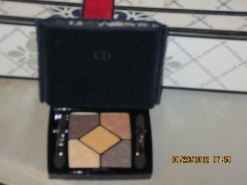 CHRISTIAN DIOR *** 5 COULEURS *** EYESHADOW PALETTE *** # 753 MITZAH