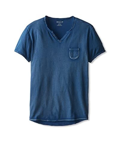 Rogue Men's Raw Edge Henley with Pocket