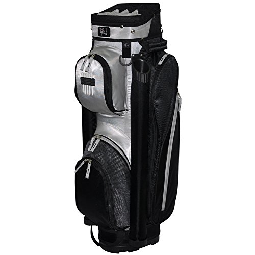 rj-sports-manhattan-cart-bag-black-9-inch