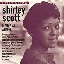 ♪Queen of the Organ: Memorial Album / Shirley Scott