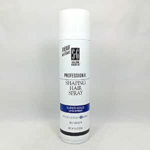 Amazon Com Salon Grafix Shaping Professional Hair Spray